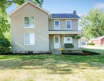 Grass Lake MI Single Family Home For Sale: $279,900