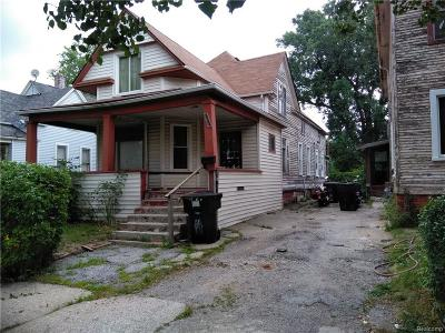 Single Family Home For Sale: 3964 Humboldt St
