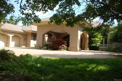 Single Family Home For Sale: 4 Chelsea Crt