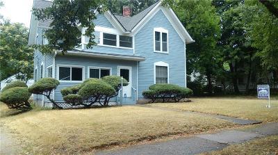 Ann Arbor Single Family Home For Sale: 617 Spring St