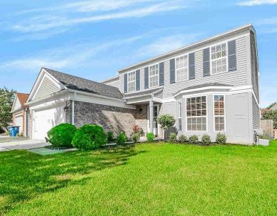 Ann Arbor Single Family Home For Sale: 3110 Ailsa Craig Dr