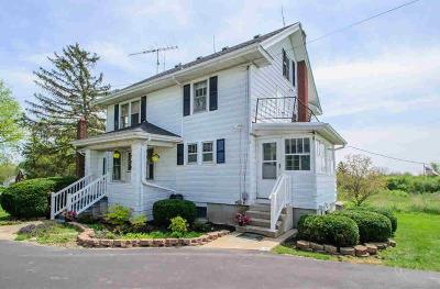 Ann Arbor Single Family Home For Sale: 4440 S Wagner Rd