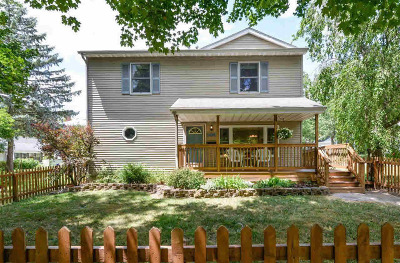 Ann Arbor Single Family Home For Sale: 1200 Franklin Blvd
