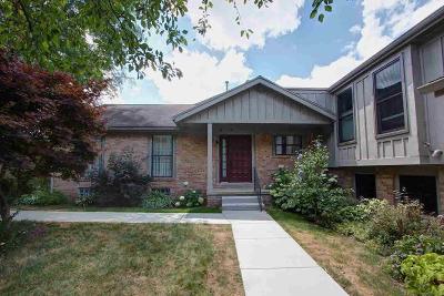 Ann Arbor Single Family Home For Sale: 2272 Rivenoak