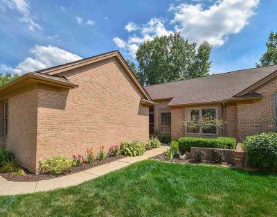 Ann Arbor Condo/Townhouse For Sale: 4914 Lone Oak Ct