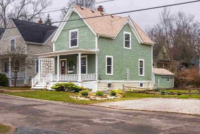 Ann Arbor Single Family Home For Sale: 306 Mulholland Ave