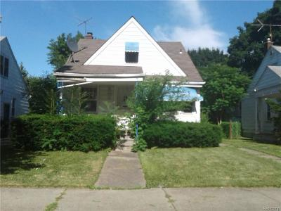 Single Family Home For Sale: 9536 Auburn St