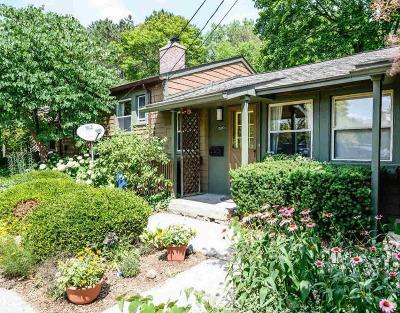 Ann Arbor Condo/Townhouse For Sale: 3520 Edgewood Dr