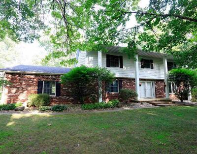 Washtenaw County Single Family Home Contingent - Financing: 8843 Acorne Ave