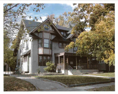 Washtenaw County Multi Family Home For Sale: 217 N Normal St