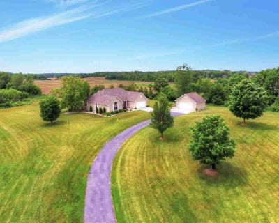 Tipton MI Single Family Home For Sale: $475,000
