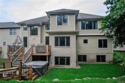 Washtenaw County Single Family Home For Sale: 2631 Emerald Ave