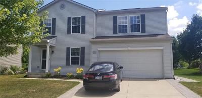 Dexter Single Family Home For Sale: 8711 Boxelder Ln