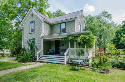 Chelsea Single Family Home For Sale: 552 McKinley St