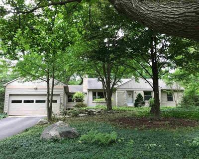 Washtenaw County Single Family Home Contingent - Financing: 2206 Navarre Cir