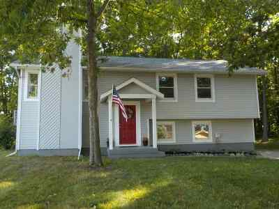 Onsted Single Family Home Contingent - Financing: 9136 Kingsley Dr.