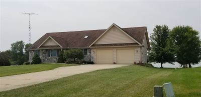 Single Family Home For Sale: 8225 Odowling