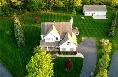 Grass Lake Single Family Home Contingent - Financing: 11279 Huckleberry Ln