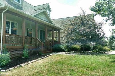 Stockbridge Single Family Home For Sale: 4883 Shepper Rd