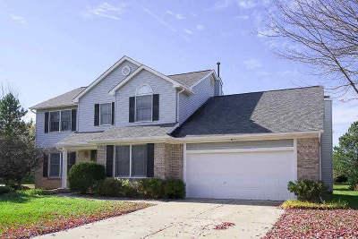 Ann Arbor Single Family Home For Sale: 3103 Fairhaven Ct