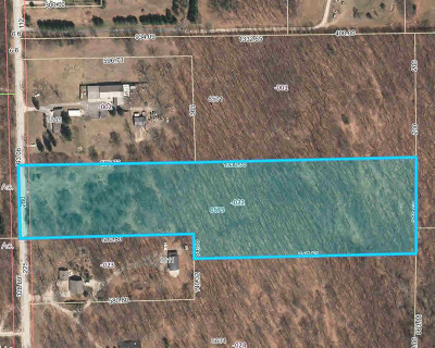 Ypsilanti MI Residential Lots & Land For Sale: $125,000