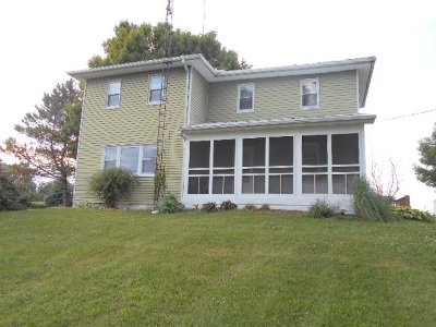 Osseo Single Family Home For Sale: 6680 Beecher Rd