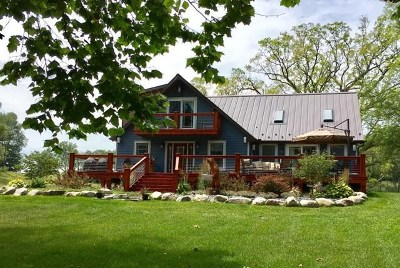 Lenawee County Single Family Home Contingent - Financing: Carson Hwy