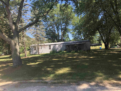 Hillsdale Single Family Home For Sale: 3932 N Dunes Rd