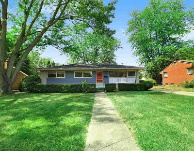 Ann Arbor Single Family Home Contingent - Financing: 1500 Catalina Ave