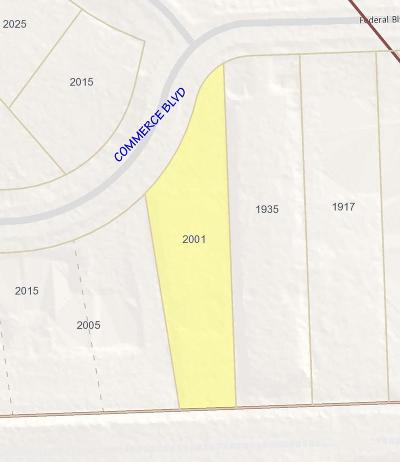 Ann Arbor Residential Lots & Land For Sale: 2001 Commerce Blvd
