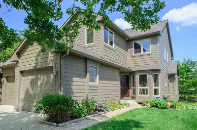Washtenaw County Condo/Townhouse For Sale: 3445 Bent Trail Dr