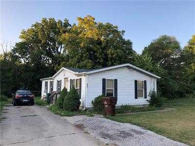 Lansing Single Family Home For Sale: 318 W Frederick Ave