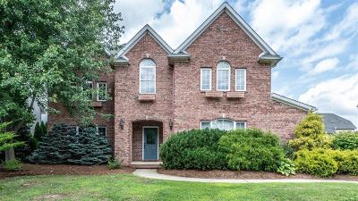 Washtenaw County Single Family Home Contingent - Financing: 3842 Lake Pointe Ln