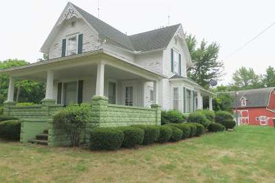 Blissfield MI Single Family Home For Sale: $499,500