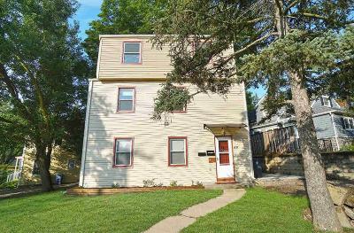 Ann Arbor Single Family Home For Sale: 406 Wilder Pl