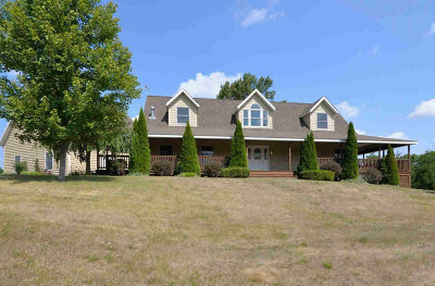 Dexter Single Family Home Contingent - Financing: 5710 Crest Ct