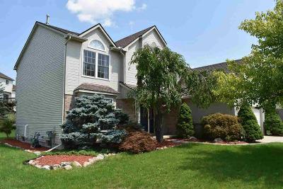 Washtenaw County Single Family Home For Sale: 2354 Dahlia Ct