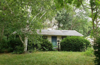 Ann Arbor Single Family Home Contingent - Financing: 2533 Towner Blvd