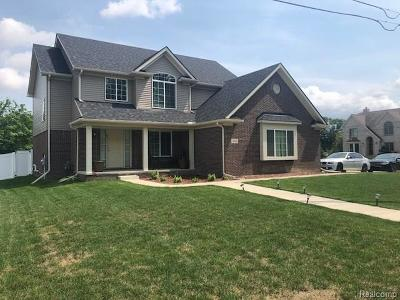 Canton Single Family Home For Sale: 4461 Artley St