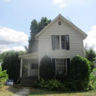 Single Family Home For Sale: 528 Randolph St