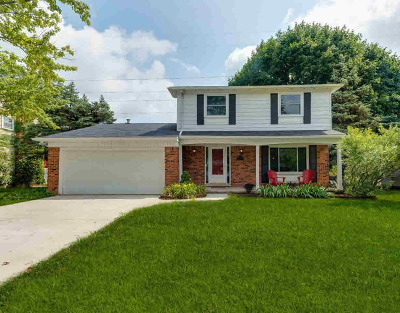 Ann Arbor Single Family Home For Sale: 2685 Foster Ave