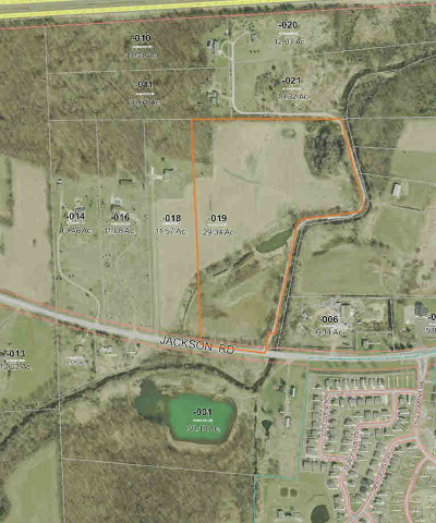 Dexter MI Residential Lots & Land For Sale: $225,000