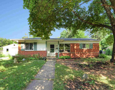 Ann Arbor Single Family Home For Sale: 2626 Hampshire Rd