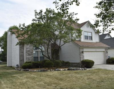 Washtenaw County Single Family Home For Sale: 4073 Lark Ln