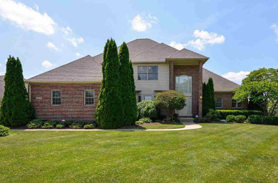 Washtenaw County Single Family Home Contingent - Financing: 4346 Lohr Rd