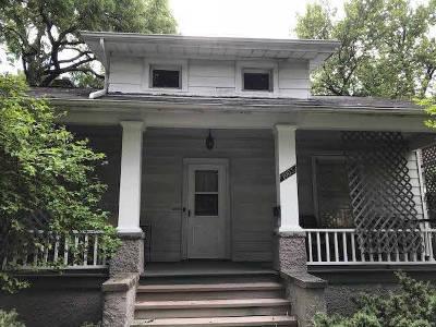 Washtenaw County Single Family Home For Sale: 1003 W Liberty St