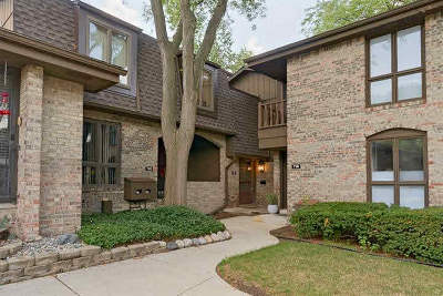 Ann Arbor Condo/Townhouse Contingent - Financing: 718 Greenhills Dr