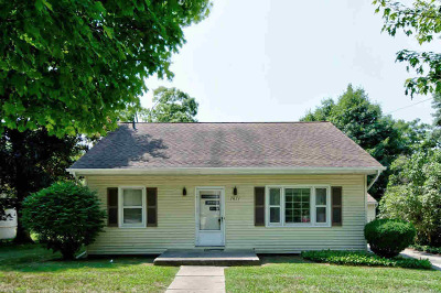 Dexter Single Family Home Contingent - Financing: 7671 Ann Arbor
