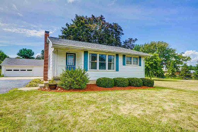 Dexter Single Family Home Contingent - Financing: 6773 Mast Rd