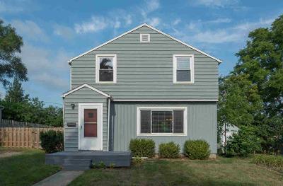 Ann Arbor Single Family Home For Sale: 117 Longman Ln.